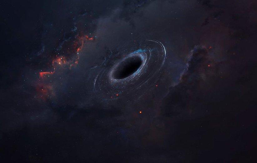 اطلاعات قفل شده در سیاهچاله ها به یاری امواج گرانشی قابل تشخیص است