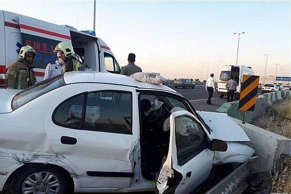6 نفر در حوادث جاده ای داراب و فسا فوت شدند