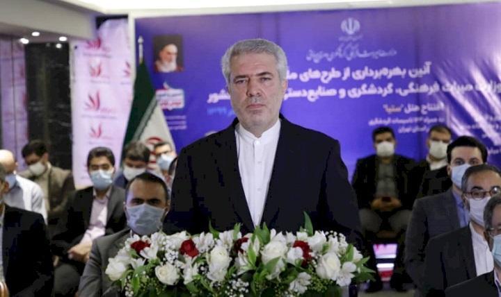 افتتاح 87 پروژه گردشگری با سرمایه گذاری 1067 میلیارد تومانی با فرمان دکتر روحانی