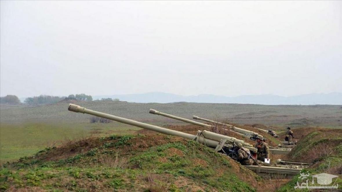 وزارت دفاع ارمنستان: جمهوری آذربایجان چندین پایگاه ارامنه را هدف قرار داده است