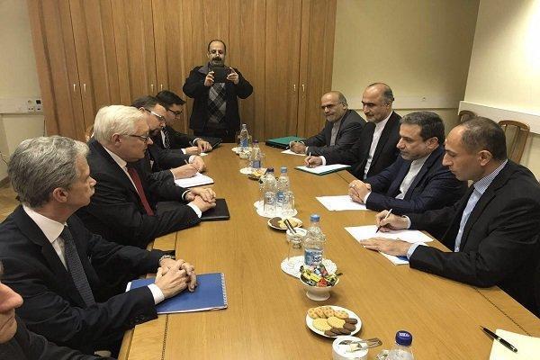 روسیه: برجام محور ملاقات عراقچی و ریابکوف بود