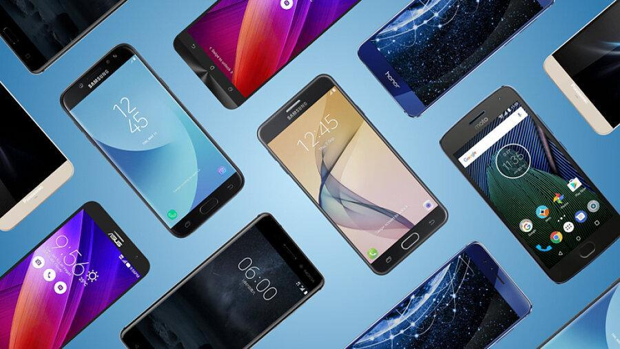 قیمت انواع گوشی موبایل، امروز 8 آبان 99
