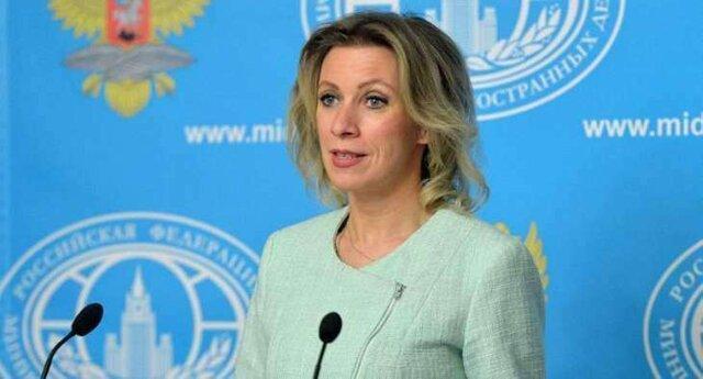 زاخارووا: آزمایش های موشکی اخیر آمریکا مغایر با تعهداتش درباره هدف نگرفتن روسیه است