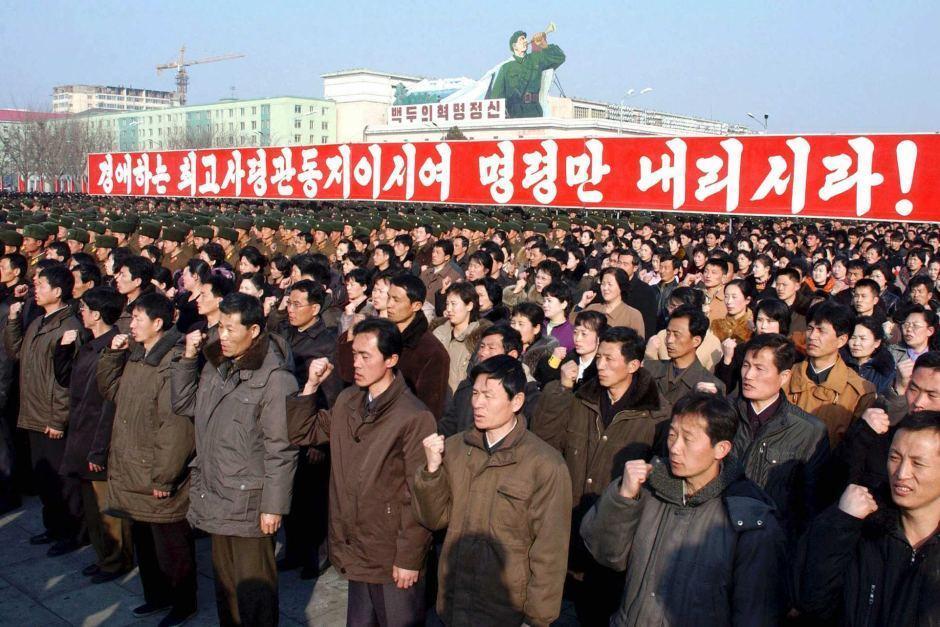 مجازات عجیب نقض کننده محدودیت کرونایی در کره شمالی!