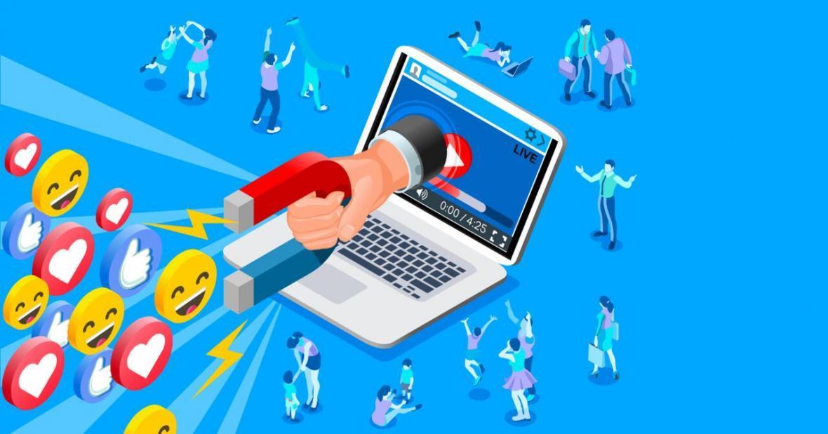 چرا میل مردم به گفت وگوی زنده در شبکه های اجتماعی بالا رفته است؟