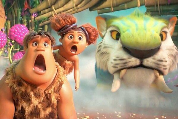 انیمیشن کرودز بار دیگر در صدر فروش آمریکا قرار گرفت