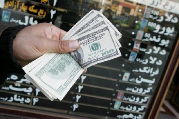 قیمت دلار در صرافی ملی دوشنبه 1 دی
