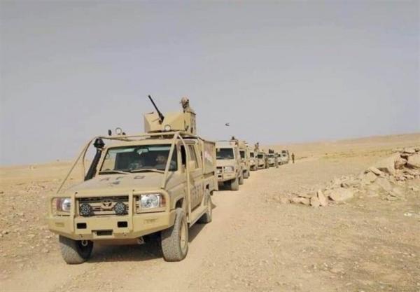 حشد شعبی 30 تروریست را در دیالی و کرکوک بازداشت کرد