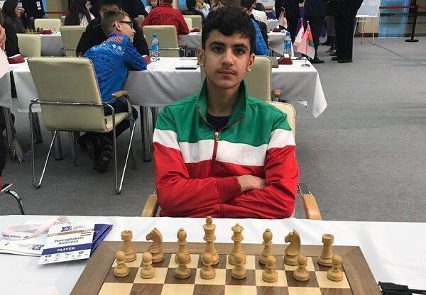 حس خشنودی مردم خوشحالم می کند، از 6 سالگی با شطرنج عجین شده ام