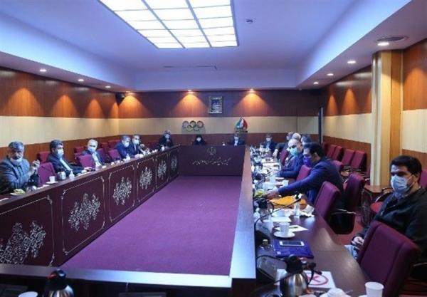 هفتادوهشتمین نشست هیئت اجرایی کمیته ملی المپیک برگزار گردید