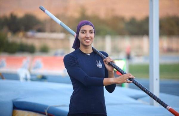بلندپروازترین دختر ایران: برای خرید نیزه اذیت شدم، دوست دارم شرایط متفاوتی را تجربه کنم