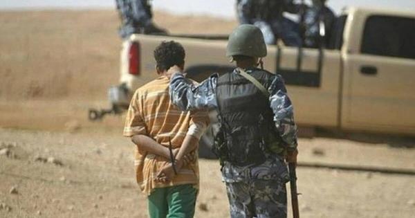 بازداشت 10 عنصر تکفیری داعش در استان نینوا