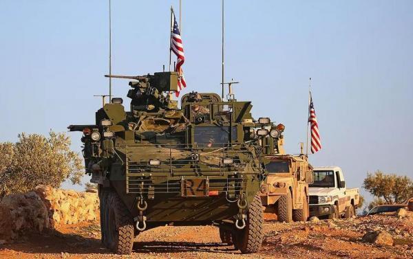 خبرنگاران دو کاروان پشتیبانی نظامی آمریکا در عراق مورد حمله قرار گرفت