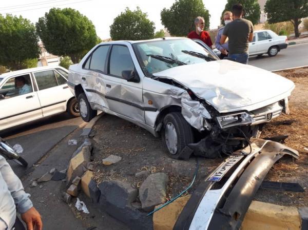 جزئیات کشته شدن 14 نفر در تصادف 3 خودرو