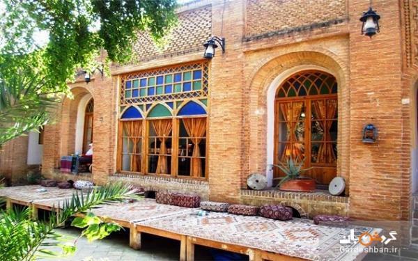 خانه مستوفی شوشتر ؛ جاذبه تاریخی دزفول، عکس