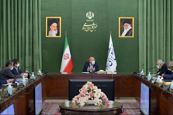 تاکید رئیس مجلس بر حمایت اثربخش از بازار سرمایه