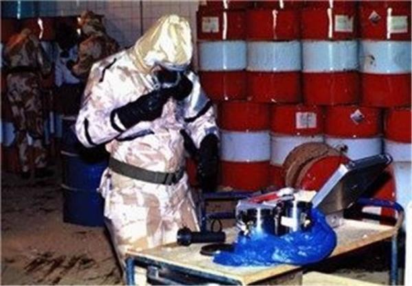 سازمان منع تسلیحات شیمیایی عضویت سوریه در این سازمان را به حال تعلیق در آورد