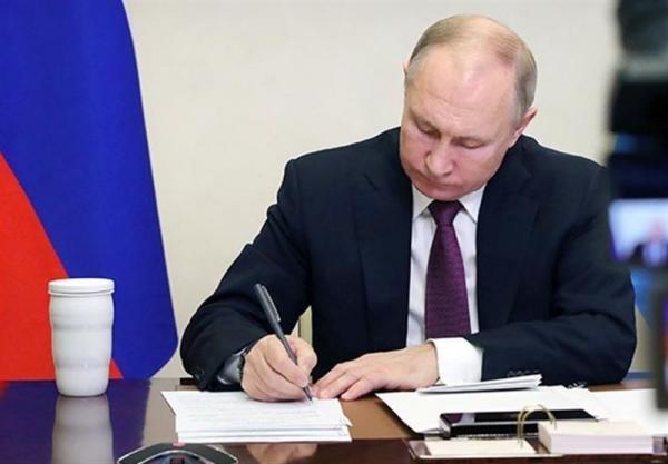 پوتین قانون خروج روسیه از پیمان آسمان باز را امضاء کرد