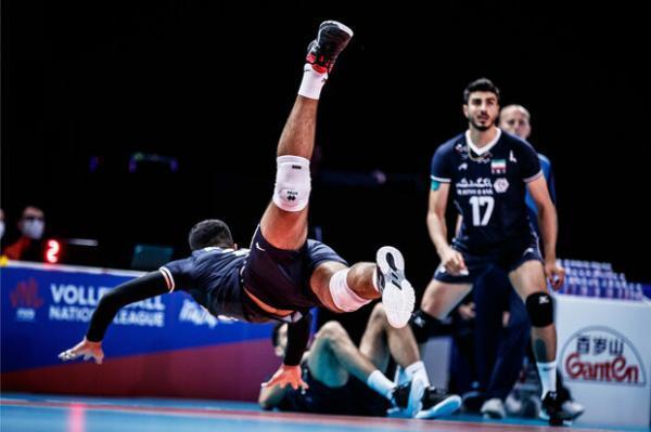 شروع مسابقات سخت تیم ملی والیبال، رقابت جذاب ایران و آمریکا