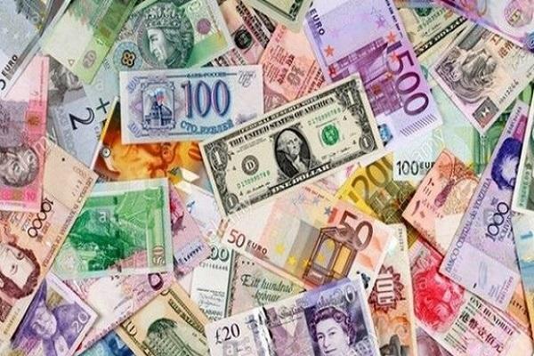جزئیات نرخ رسمی 46 ارز، کاهش قیمت 22 ارز