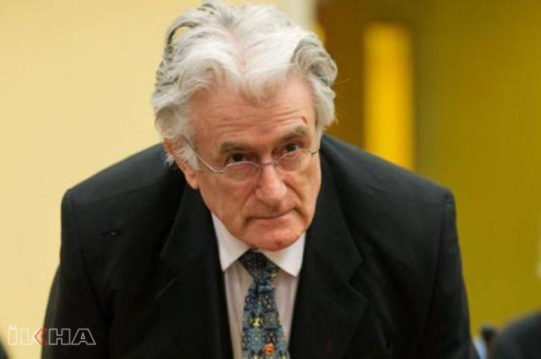 کاراجیچ (جنایتکار جنگی صرب) به زندانی در انگلیس منتقل شد