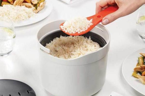 به برنج سرد لب نزنید