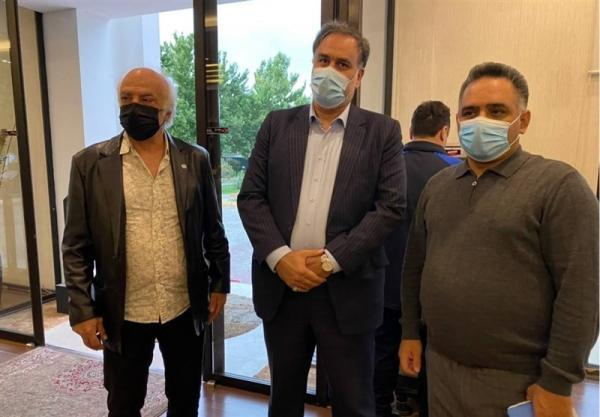نشست مدیران باشگاه استقلال برای حل اختلافات