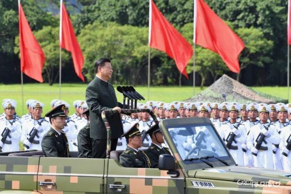 برنامه های جاه طلبانه حزب کمونیست چین برای قدرت نظامی برابر با آمریکا در سال 2027