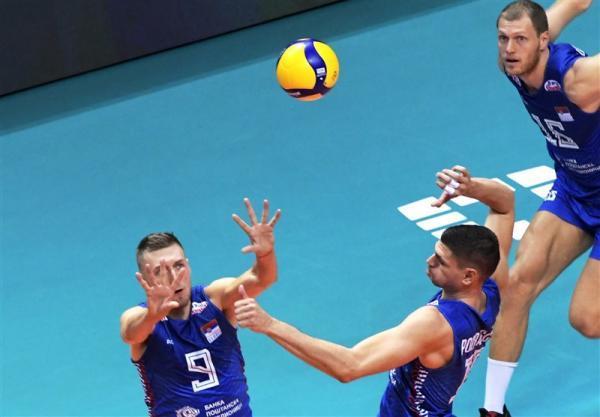 والیبال قهرمانی اروپا، ترکیه شگفتی ساز شد، پیروزی صربستان و لهستان
