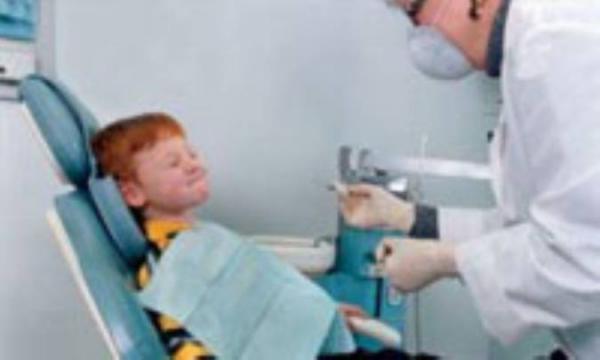 واکنش بچه ها به تجربه دندانپزشکی